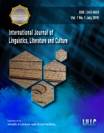 International journal of linguistics, literature and culture