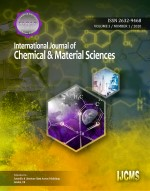 View Vol. 3 No. 1 (2020): International Journal of Chemical & Material Sciences