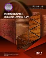 View Vol. 3 No. 1 (2020): International Journal of Humanities, Literature & Arts